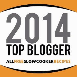 2014 Top Blogger Award
