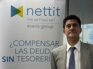 Carlos Ceruelo en las oficinas de Everis Castilla y León.