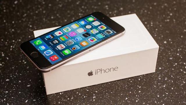 iPhone 7 mô phỏng
