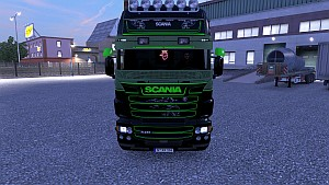 V8 and Lines for Scania RJL (EviL)