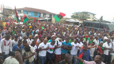 IPOB was legally declared a terror organisation - Court rules