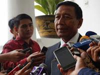 Hmm... Wiranto Larang Aksi Bela Ulama 112