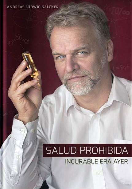 ANDREAS KALCKER presenta SALUD PROHIBIDA en Almería