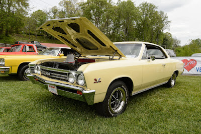 Dennis Burrell's 1967 Chevy Chevelle SS