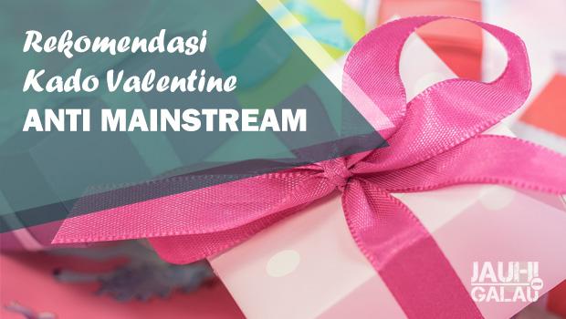 Rekomendasi kado valentine anti mainstream