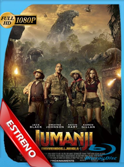 Jumanji: El Siguiente Nivel (2019) BRRip 1080p Latino-Ingles Luiyi21HD
