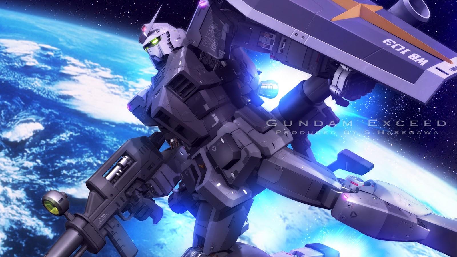 Mobile Fighter G Gundam  Desktop Nexus Wallpapers
