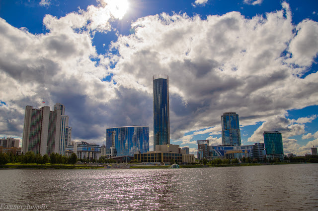 Екатеринбург сити фото
