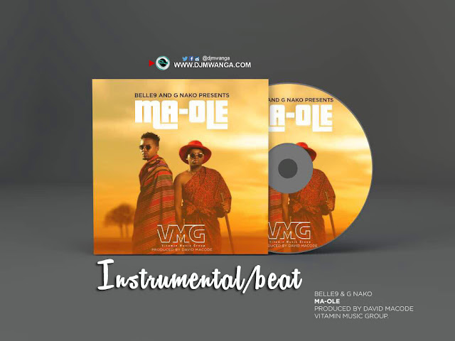 Instrumental Belle 9 and G Nako – Ma Ole