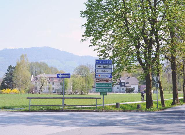 Salzburg road