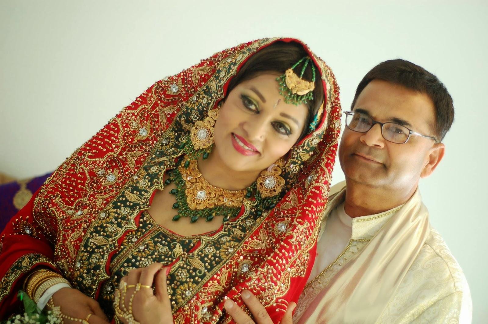 Celebrity Weddings Actress Bindiya Wedding Pictures-1708