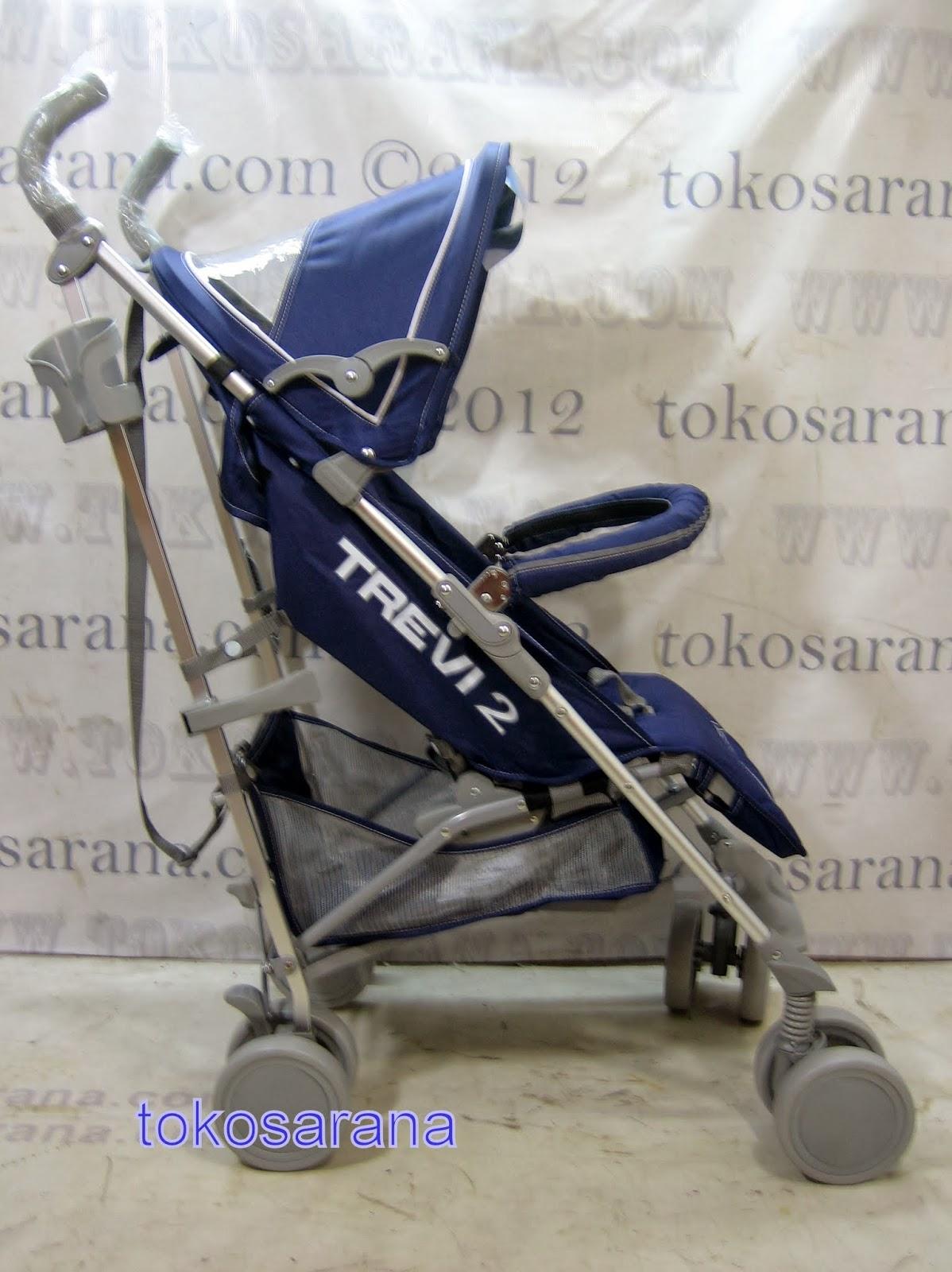 Kereta Bayi BABYELLE S501 Trevi with Travel Bag 3