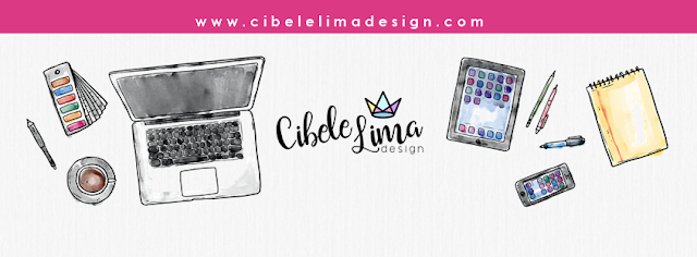 Cibele Lima Design - Layout lindo pagando pouco