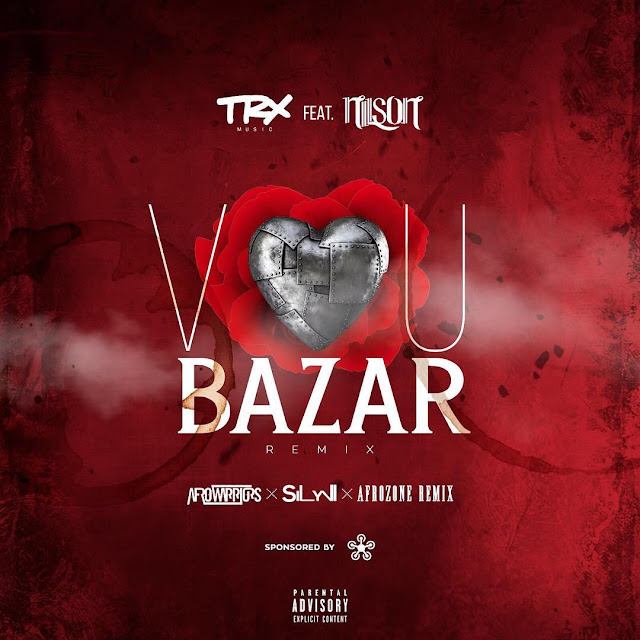 TRX Music Feat. Afro Warriors, Silyvi & AfroZone - Vou Bazar (Remix) [Download]
