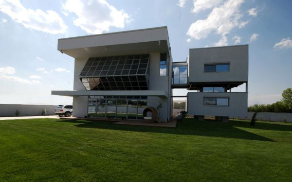 decoracao moderna Casa Passiva Manutenção de cerca de 100 euros por ano