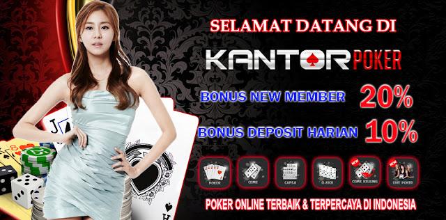Kantorpoker88.com Situs Poker Uang Asli Terpercaya Di Indonesia