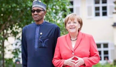 German Chancellor Angela Merkel Visits Nigeria Today