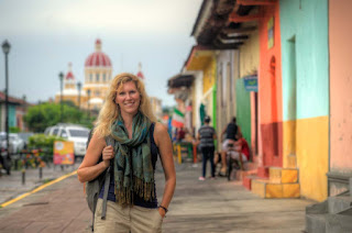 Granada, Nicaragua. Tracey Carisch's Operation Awesome Debut Author Spotlight and Emerging First Book