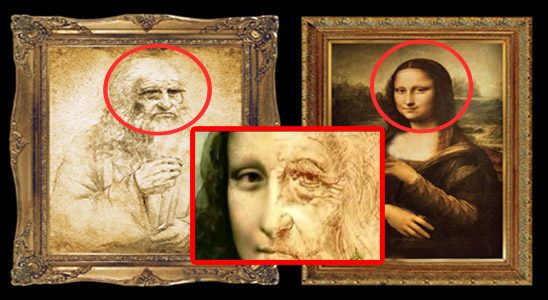 فيديو | أخيرا كشف سر لوحة موناليزا أشهر اللوحات العالمية ، وأن هذه الصورة ليست لسيدة