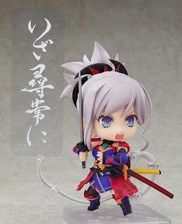 "Abierto pre-order del Nendoroid Saber/ Miyamoto Musashi de ""Fate/Grand Order"" - Good Smile Company"