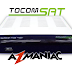 Tocomsat Duo Lite SD Transformado em Evolutionbox EV-960 SD