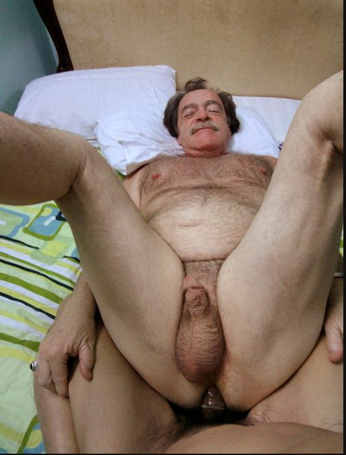 Older men gay anal sex