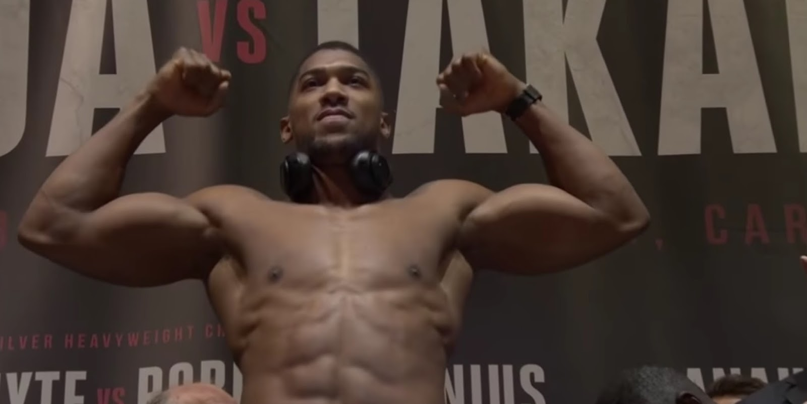 ANTHONY JOSHUA VS CARLOS TAKAM 2