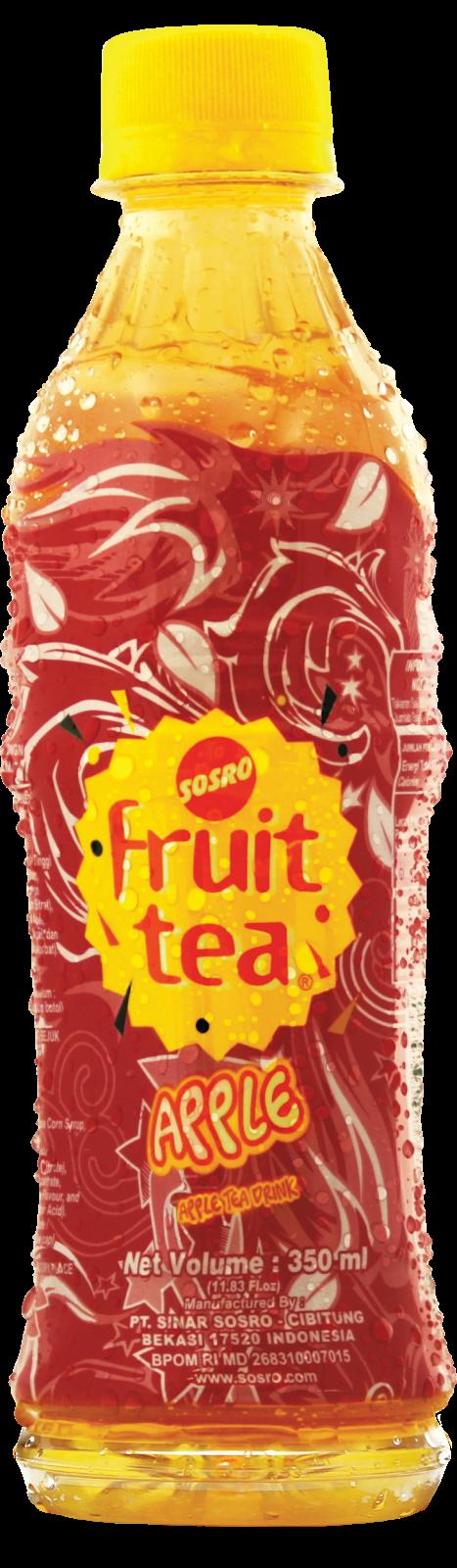 Foto Produk Sosro Fruit Tea 350 ml - Agen87
