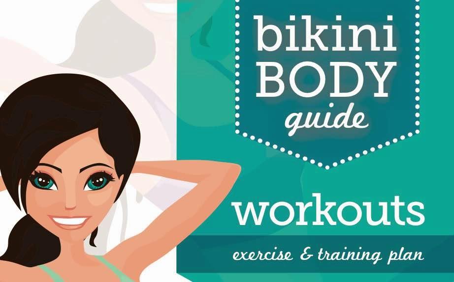 Guida alla Bikini Body Guide di Kayla Itsines