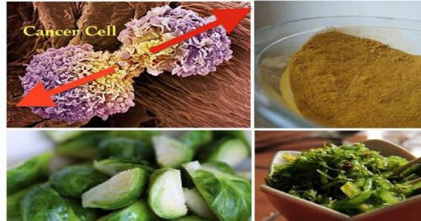 Cancer Cells Hate These 6 Foods