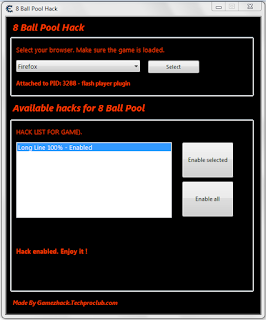8 ball pool long stick hack
