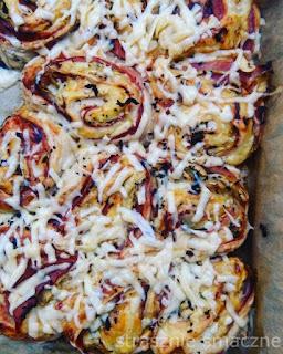 pizza rolowana