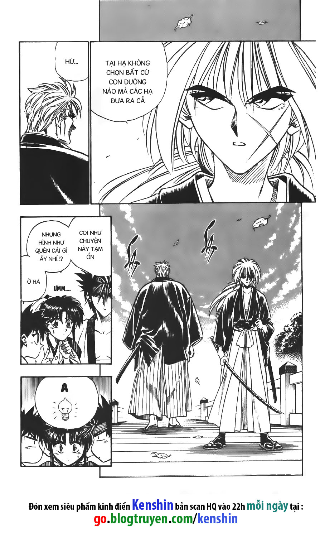 Rurouni Kenshin chap 38 trang 7