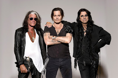 Hollywood Vampires Band Picture