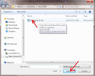 Cara Menggunakan Microsoft Word