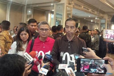 Jokowi: Jangan Terlena dengan yang Namanya Survei