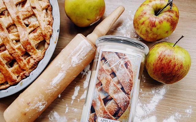 Coś na deser :) Apple Pie Kringle Candle - Czytaj więcej »