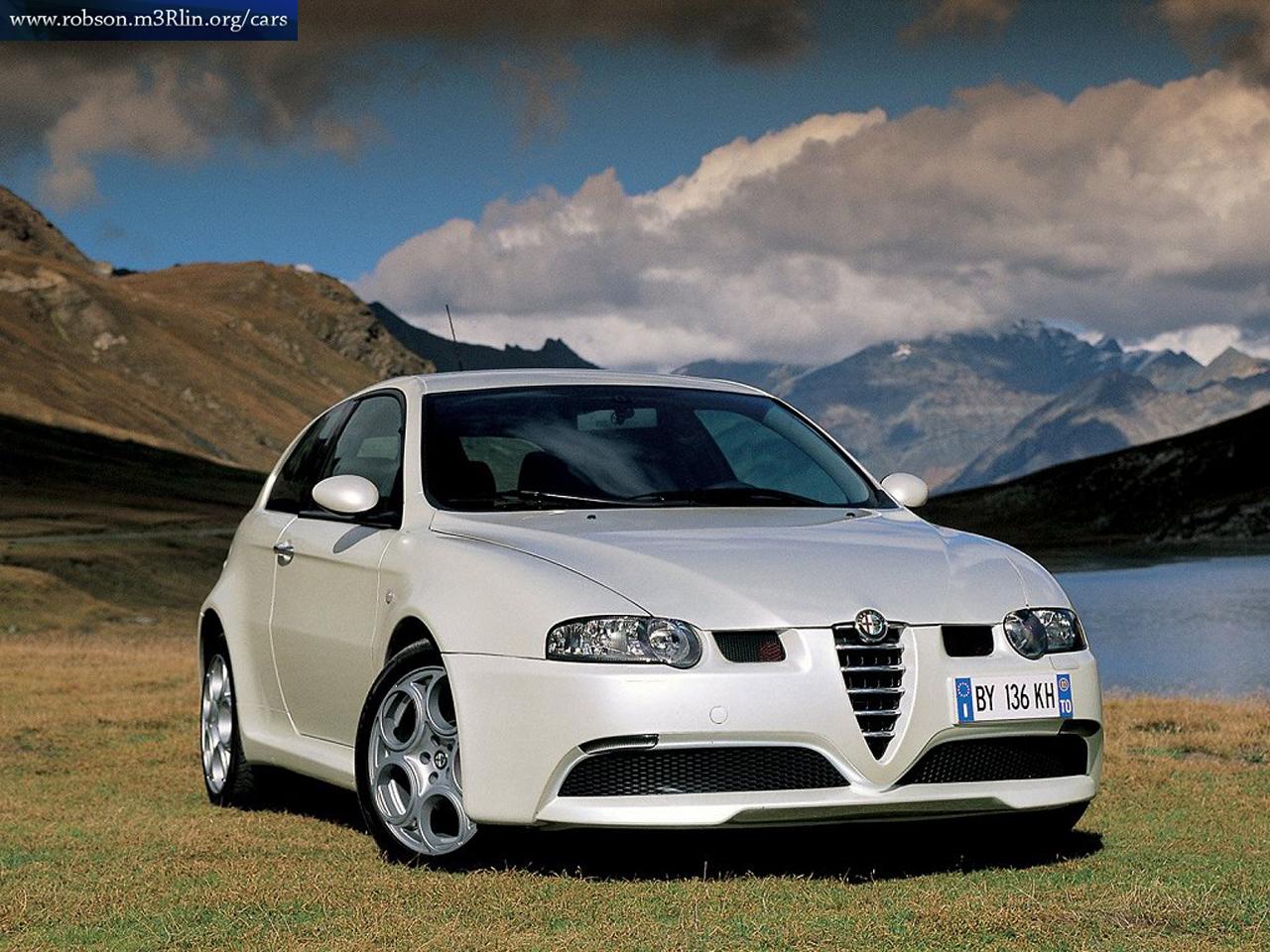 2004 ALFA ROMEO 147 GTA FUTURE CLASSIC 3.2 V6 AUTO * RARE ... |Old Alfa Romeo 147