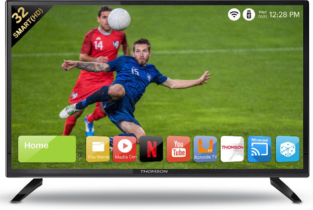 Thomson LED Smart TV 32-inch (32M3277) specifications