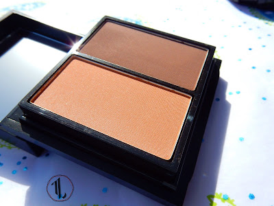 All The Right Angles Contour Palette 'Dark' - www.modenmakeup.com