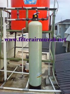 jual filter air murah fiber di tangerang