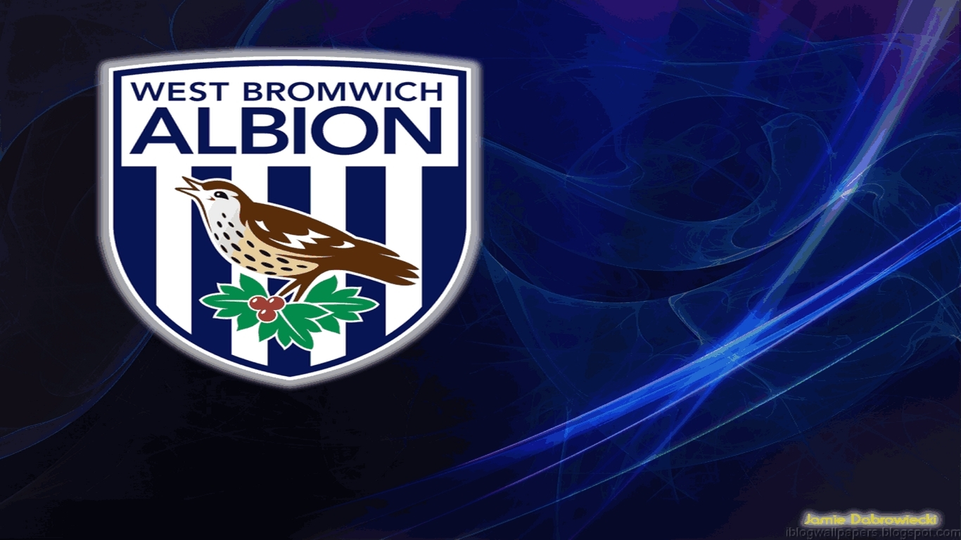 West Bromwich Logo Albion |  Wallpapers Collection HD Free