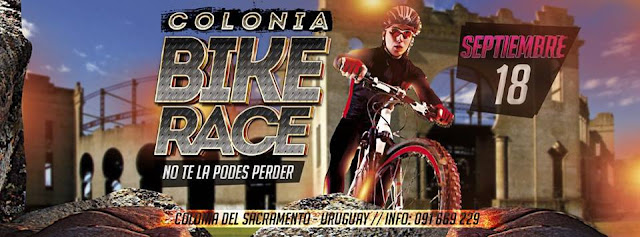 MTB - Colonia Bike Race (Colonia del Sacramento, 18/sep/2016)
