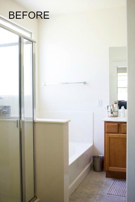 Diy Modern Master Bath Remodel Part 6 The Reveal Pneumatic Addict