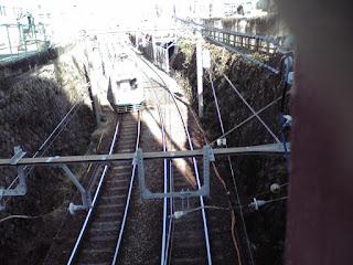 railroad line