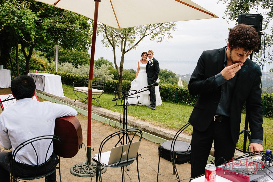 sposi matrimonio Ganci Farm Celle Ligure