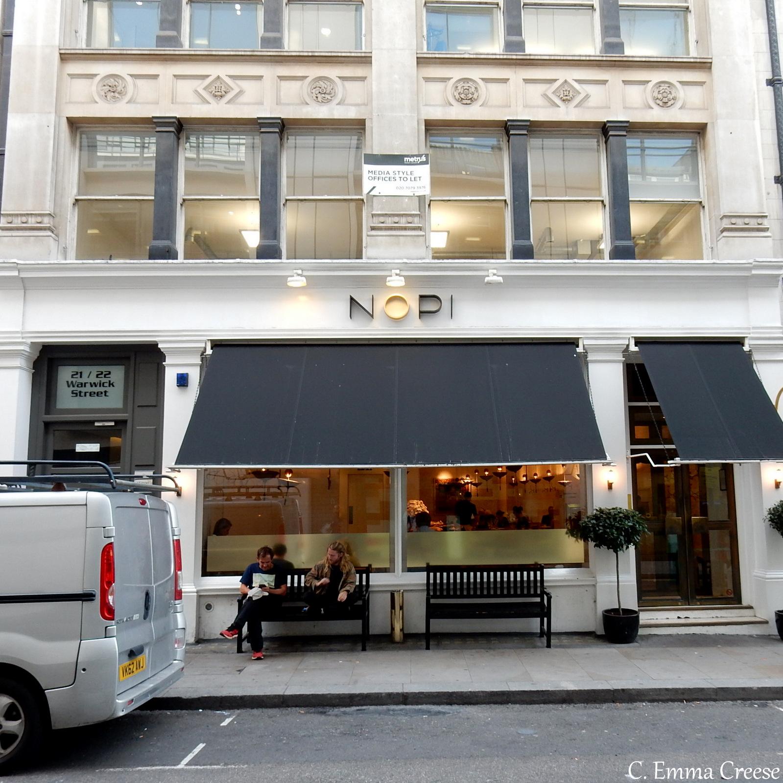 Isrraeli Restaurant London