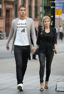 Chris Smalling Wife Sam Cooke