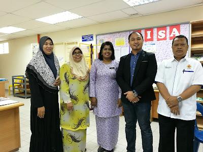 Perkongsian PdPc Abad 21 di SMK Bandar Puteri Jaya
