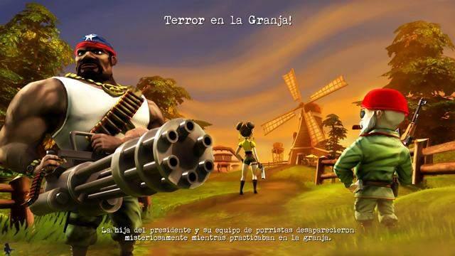 Bunch Of Heroes PC Descargar Español PROPHET 1 Link 2011